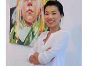 Exhibition showcases works by Vietnamese, French artists