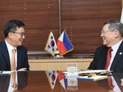 RoK, Philippines agree to accelerate RCEP conclusion