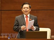 Transport minister admits railway sector's weaknesses