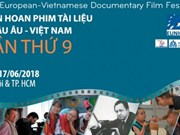 European-Vietnamese documentary film festival kicks off
