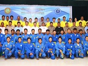 Myanmar introduces vovinam in six national sport academies