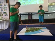 Children design smarter, child-friendly city