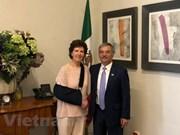 Cultural exchange bonds Vietnam, Mexico: Mexican Minister
