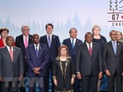 PM stresses int'l cooperation in climate change combat at G7 Summit