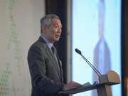 Singaporean PM to separately meet US, DPRK leaders