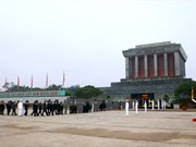 President Ho Chi Minh Mausoleum closes for maintenance