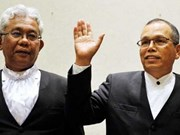 Malaysia's top judges step down