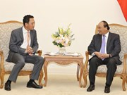 PM Nguyen Xuan Phuc welcomes new RoK Ambassador
