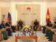 Vietnam, Russia enhance UN peacekeeping cooperation