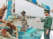 Ba Ria-Vung Tau strictly tackles illegal fishing in foreign waters