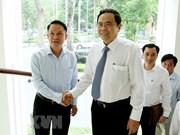 VFF President hails VNA as strategic information channel