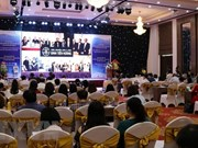 Ninh Binh hosts global health event