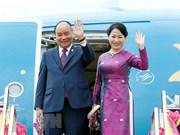 PM concludes trip to attend ACMECS 8, CLMV 9