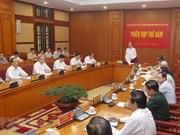 Judicial reform committee convenes fifth session