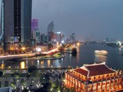 HCM City meets 42.4 pct of yearly target in international visitors