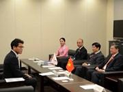 Vietnam-Japan parliarmentary relations hailed