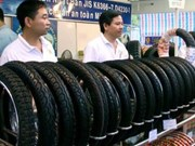 Made-in-Vietnam tyres present in 128 markets