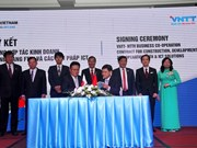 Vietnam, Japan firms partner in smart city building in Binh Duong