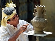 Cham's traditional craft of pottery to seek UNESCO regconition