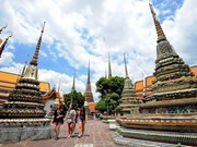 Thailand welcomes 2.8 million tourists in May