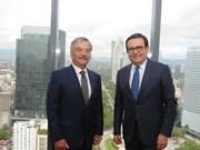 Vietnam, Mexico talk ways to bolster trade
