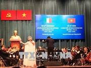 Vietnam-Italy diplomatic ties marked in HCM City