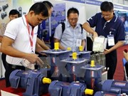 Vietnam businesses attend manufacturing expo in Japan