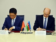 Vietnam, Azerbaijan holds second inter-governmental committee meeting