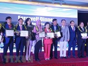 Hanoi, HCM City win TPO's best marketing campaign award