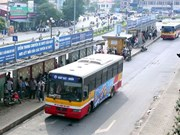 Hanoi buses strive to serve more riders