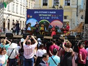 """Vietnam Day"" held in Ukraine's Lviv city"