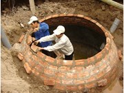 Thousands of biogas plants built thanks to ADB-funded project