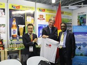 Vietnamese goods introduced at int'l trade fair in South Africa