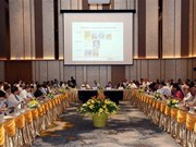 GEF 6 enters third working day with sideline events