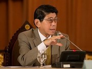 Thai Deputy PM reveals general election time