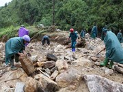 Lai Chau: floods victims rise to 14