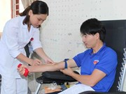 Red Journey blood donation campaign returns to Gia Lai