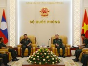 Vietnam, Lao armies boost finance cooperation