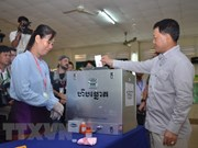 Cambodian general election draws almost 45,000 observers