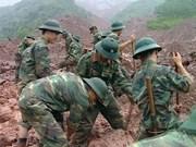 Floods, landslides kill 22 residents in northern provinces