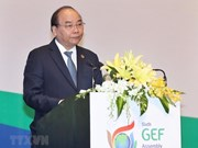 Vietnam ready to accompany with GEF in boosting sustainable development