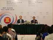 WEF ASEAN 2018 to promote Vietnam in international arena