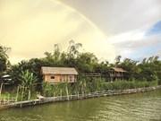 Quang Nam's tourism village pursues green tourism
