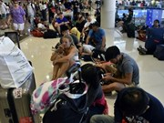Indonesia: Airport in Bali closed after volcanic eruption