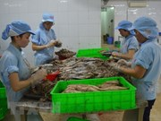 Aquatic product export estimated at 3.94 billion USD in first half