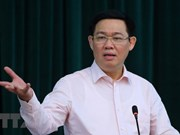 Deputy PM speaks of Vietnam's policies in US