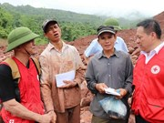 Vietnam Red Cross sends more aid to flood victims