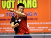 Open Golden Racket Int'l Table Tennis Tournament set for early July