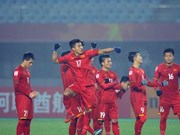 Football: Vietnam in No 3 seed group of ASIAD