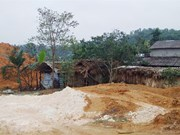 Illegal mineral exploitation rampant in Phu Tho province